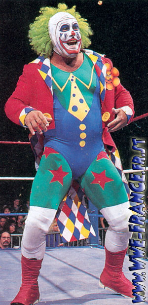 BIO/Profil Doink The Clown
