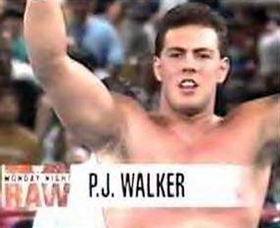 Resultado de imagem para pj walker wrestler