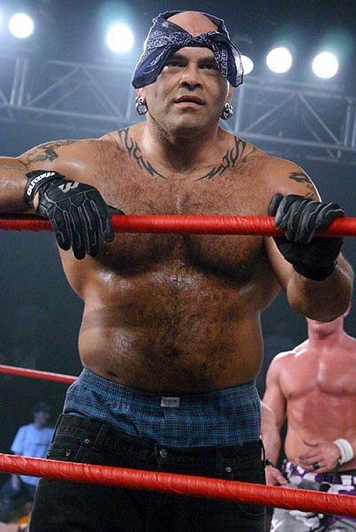 Wrestler Pictures  Konnan_-_Charles_Ashenoff_12